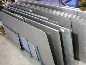 Titanium Sheet and Titanium Plate Suppliers | Ti-Tek UK Ltd