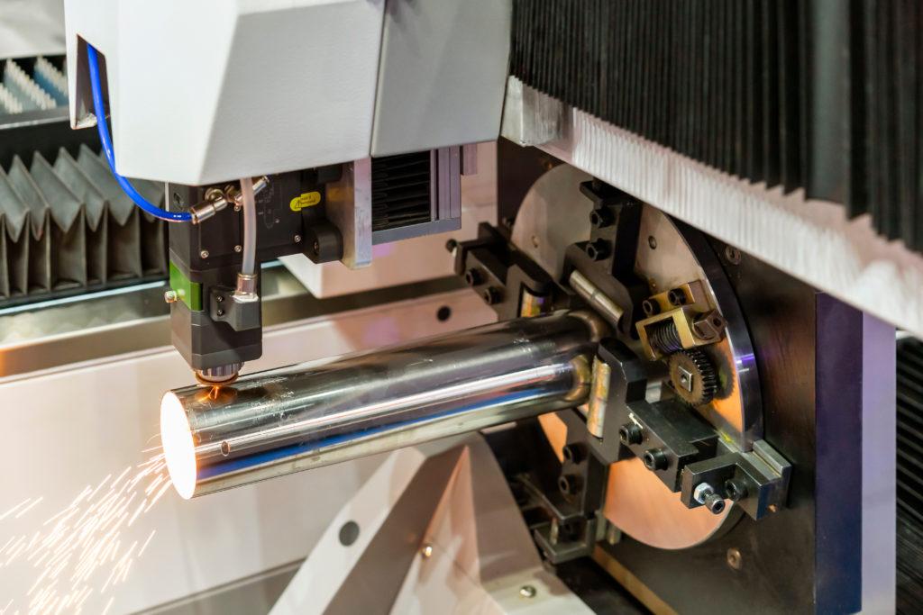 Why Ti-Tek invested in a fibre tube laser cutting machine